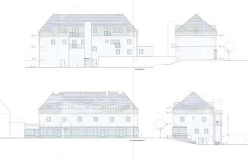 Wohn- Geschäftshaus mit baubewilligten Dachausbau für 4 Wohneinheiten in 8605 Kapfenberg
