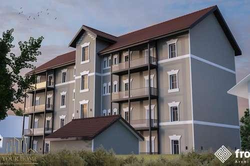 Provisionsfrei | Erstbezug mit Balkon | Alpen Apartments | Schlüsselfertig