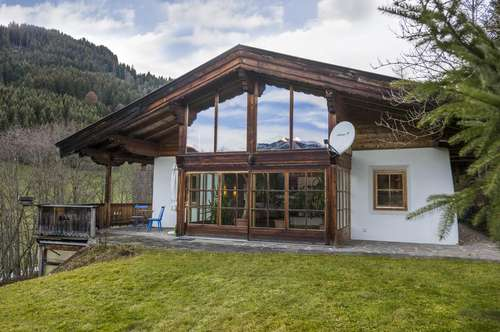 Charmantes Alpen-Chalet in Reith