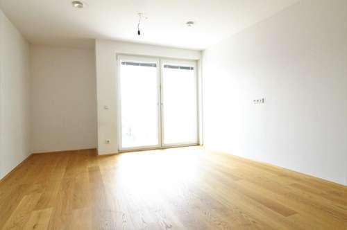 Erstklassige 2-Zimmer-Wohnung mit Terrasse