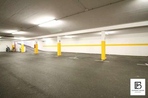 Garagenstellplätze in der Hasnerstraße 13-15