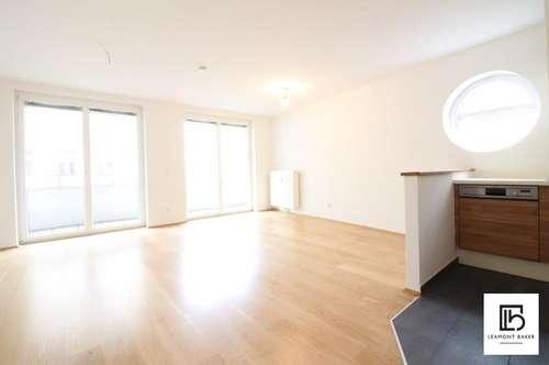Optimal aufgeteilte 3-Zimmer-Wohnung mit Loggia