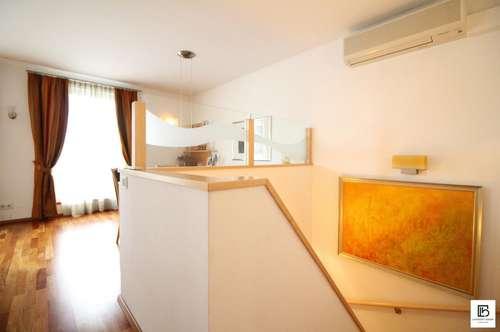 Exklusive 4-Zimmer-Wohnung mit hochwertigen Tischler-Möbel