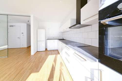 3 Zimmer I Terrasse I Erstbezug I Komplettküche