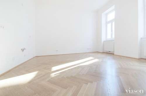 Hell I Erstbezug nach Sanierung I 2 Zimmer I Stöberplatz