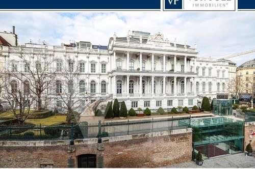 Variable Büroflächen mit Blick auf das Palais Coburg