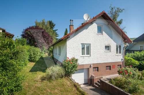 Einfamilienhaus mit 1.600m² Eigengrund