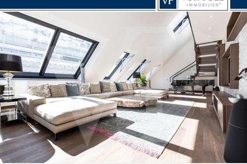 Atemberaubendes Penthouse auf 2 Ebenen mit 360 Grad Blick