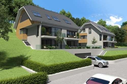 WEYREGG - Premium-Penthouse mit Badeplatz am Attersee