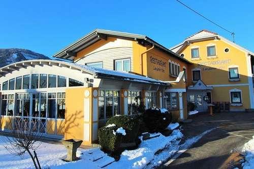 NEUERLICHE PREISSENKUNG! Top Landgasthof in Frequenzlage - Lendorf / Spittal