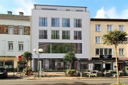Leistbare Wohnungen & Gewerbeflächen - Spittal Zentrum