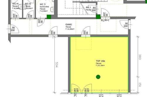 Leistbare Büro-, Praxis- & Geschäftsflächen - Zentrum Spittal