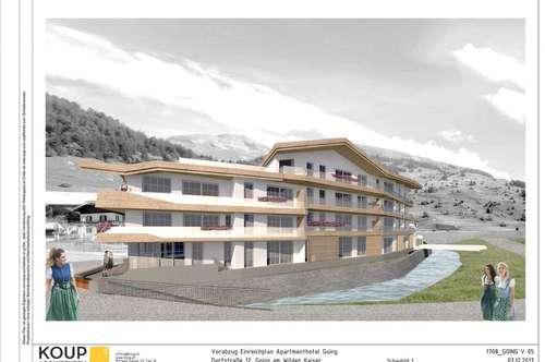 Traumhaftes Ferienappartement für Kapitalanleger in Going am Wilden Kaiser