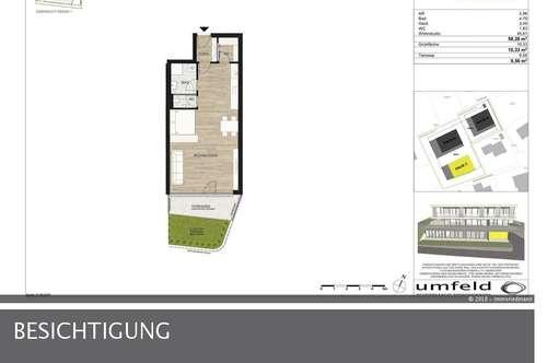 Geräumige Einzimmerwohnung in Innsbruck-Hötting