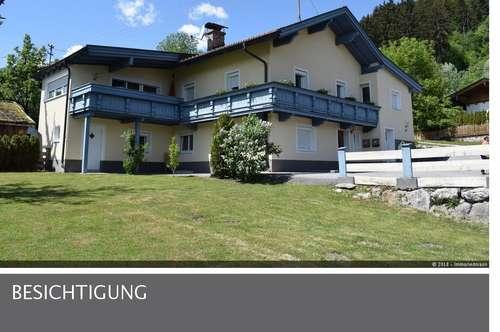 Topsaniertes Mehrfamilienhaus in Wiesing