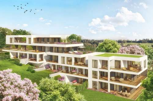 Projekt Am Ragnitzbad- Wohnung 04 -2 Zimmer *
