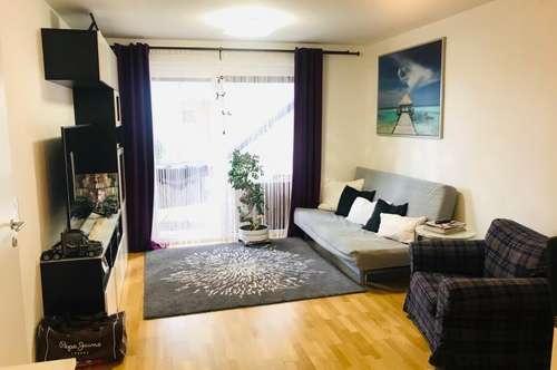 NEUWERTIGE 2 Zimmer Wohnung inkl HEIZUNG, Parkplatz & Terrasse