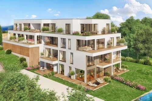 Projekt Am Ragnitzbach -3 Zimmer Wohnung