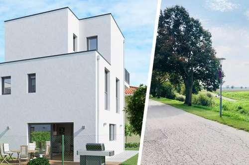 Am Wäldchen - Einfamilienhaus mit 4 Schlafzimmern und 2 Bädern in Himberg