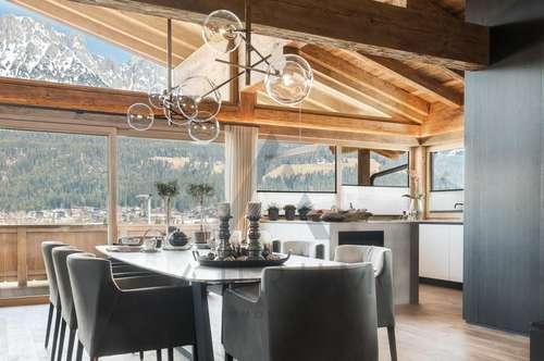 Designer-Penthouse mit unverbaubaren Kaiserblick