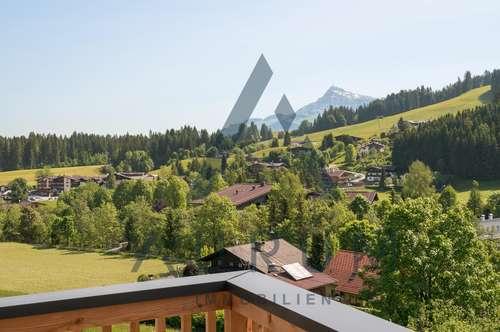Neubau: Chaleteinheit in ruhiger Aussichtslage