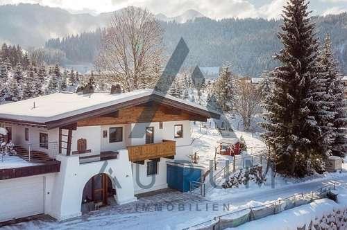 Gemütliches Landhaus nahe dem Skilift