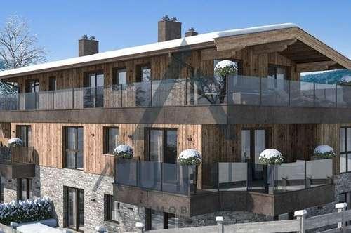 Baugenehmigtes Wohnungsprojekt in Skipistennähe