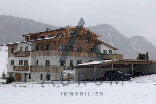 Penthousewohnung mit Walchsee- & Kaiserblick