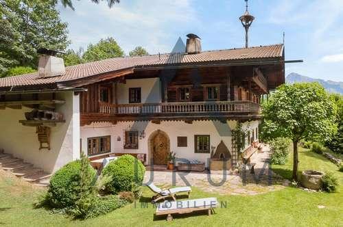 Historisches Landhaus in idyllischer Ruhelage