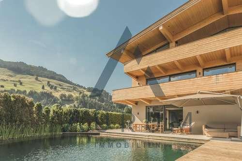 Edle Designer Villa in ruhiger Aussichtslage