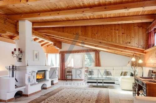 Investmentobjekt: Dachgeschosswohnung Nahe Skipiste