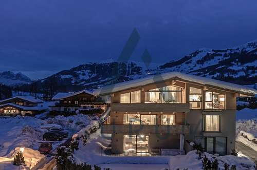 Edle Designer Villa in Sonnenlage