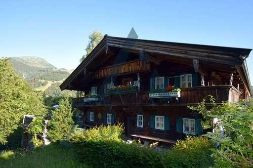 Orginal Bauernhaus in Pistennähe mit Freizeitwohnsitz