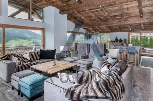 Exklusive Penthousewohnung in sonniger Aussichtslage