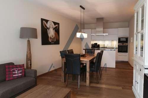 Ski in/Ski out: Wohnung mit Renditemöglichkeit