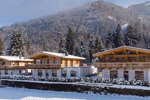 Traumhafte Neubau-Chalets in den Kitzbüheler Alpen