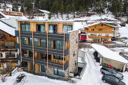 Edle Ferienwohnung als langlebige Kapitalanlage in traumhafter Urlaubsregion Mösern bei Seefeld