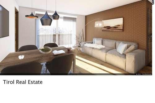 2 Zimmer Apartment mit Balkon in Seefeld - Kapitalanlage