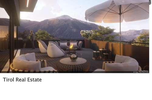 Penthouse mit Freizeitwohnsitz-Widmung