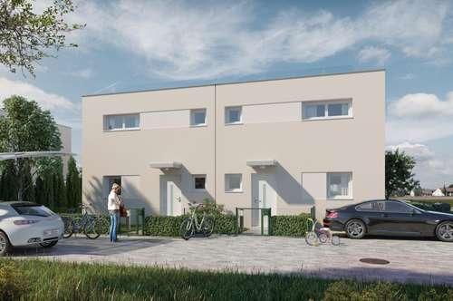 Doppelhaushälften in Götzendorf - direkt vom Baumeister (provisionsfrei)