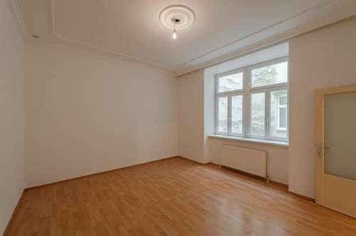 ++NEU++ Modernisierungsbedürftige 2-Zimmer Altbau-Wohnung, toller Grundriss! gute Lage!