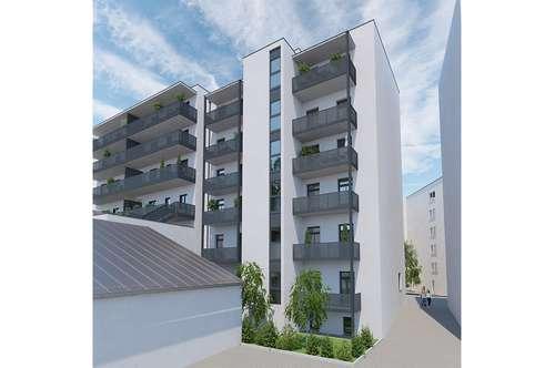 Ungergasse - Wohnen in urbaner Citylage - PROVISIONSFREI!