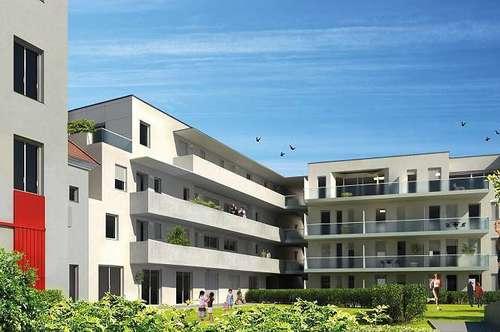 PROVISIONSFREI - Großzügig gestaltet 3-Zimmer-Wohnung in Eggenberg