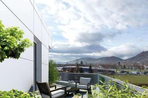 PROVISIONSFREI - Eggenberg - großzügige Dachterrassenwohnung in Ruhelage