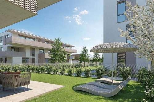 Das Johann, schöne 3-Zimmer-Wohnung mit großzügiger Terrasse -PROVISIONSFREI!