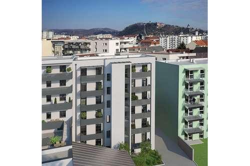 PROVISIONSFREI - Ungergasse - zentral gelegene 2-Zimmer-Wohnung in Ruhelage