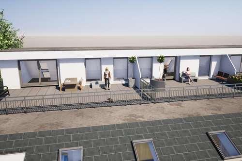 2 Zimmer Maisonette-Wohnung mit traumhafter Dachterrasse in Ebreichsdorf | Fertigstellung Sommer 2020 | Provisionsfrei