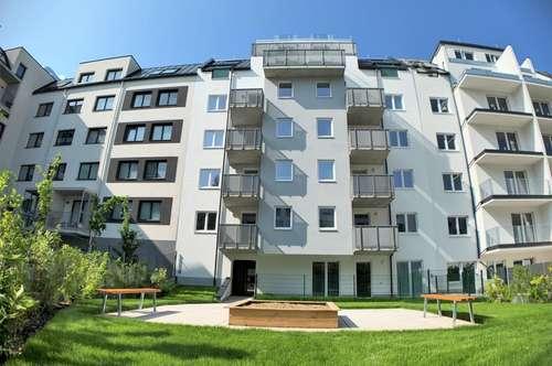 EXKLUSIVER ERSTBEZUG | NEUBAU | 2 Zimmer | Terrasse | Single & Pärchenhit | Ruhig I Sonnig I Garage