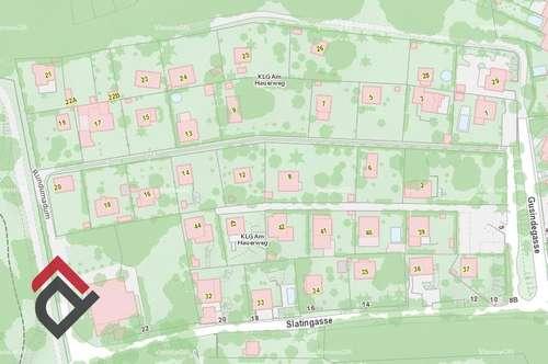 Ober St. Veit - KLG - Grundstück in begehrter Lage
