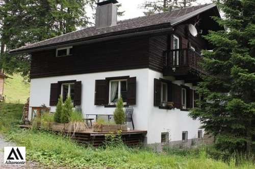 Skihütte / Berghütte direkt an der Piste im sonnigen Lachtal auf 1.600 m Seehöhe (Steiermark)